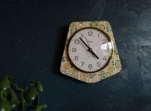 """Horloge vintage, pendule murale """"Odex"""""""