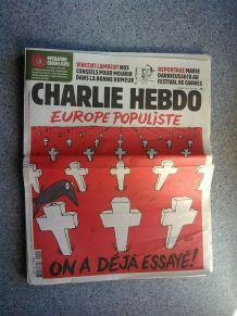 CHARLIE HEBDO No 1401 MAI 2019 EUROPE POPULISTE ON A DÉJÀ ES