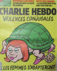 CHARLIE HEBDO N° 1407 de JUIL 2019 VIOLENCE CONJUGALES LES F