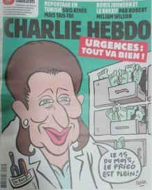 CHARLIE HEBDO N° 1416 de SEPTEMBRE 2019 HÔPITAL URGENCES MOR