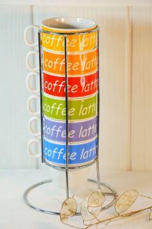 Lot Tasse à café Vintage