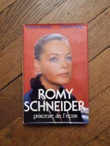 Romy Schneider- Princesse De L'écran- Françoise Arnould