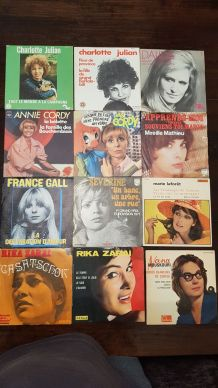 45 tours chanson française
