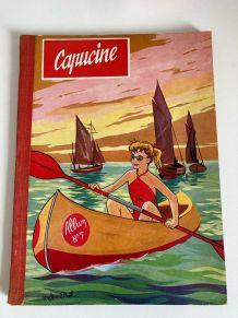 Album Capucine n°7