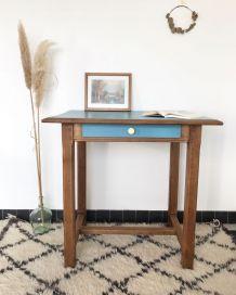 Table de ferme bureau console