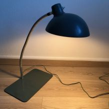 Lampe d'usine vintage 1950 pétrole - 55cm
