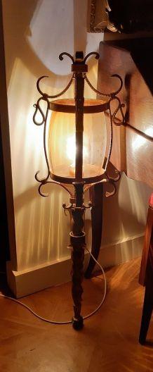 Paire de lanternes