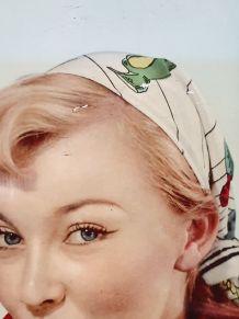 Plaque émaillée publicité Viandox vintage