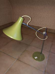 Lampe de bureau vintage Années 60