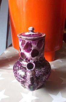 Ancienne théière/tisanière en céramique