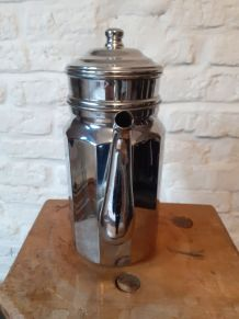 Cafetiere Art deco.