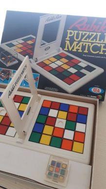 Jeu de société Rubik's puzzle match