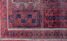 Tapis ancien Afghan Baluch fait main, 1P36
