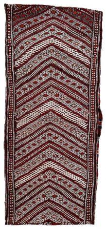Tapis vintage Marocain Berber fait main, 1P37