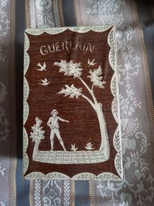 Boîte ancienne Guerlain.