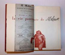 La vie passionnée de Molière. Leon Thoorens.