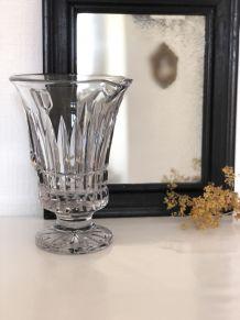 Splendide pichet ancien en cristal