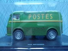 Camionnette postes SOS Météores