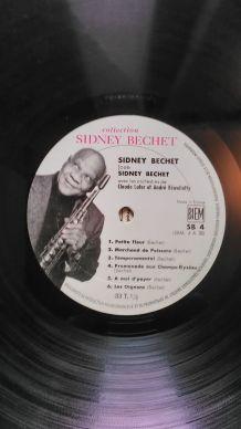 Vinyle 33T SYDNEY BECHET