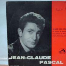 Vinyles 45T Jean-claude Pascal