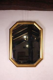 Miroir Octogonal Shabby