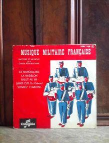 2 45 tours Musique militaire française - Garde républicaine