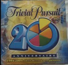 Trivial pursuit 20eme anniversaire