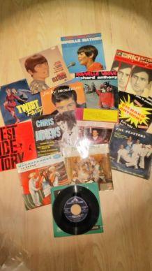 vinyles 45T vintage