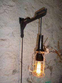 Lampe - Applique - Potence - Baladeuse