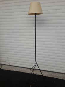 Lampadaire minimaliste 1950