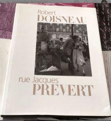 Doisneau rue Jacques Prevert