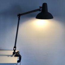 Lampe vintage 1950 industrielle Super Chrome - 60 cm