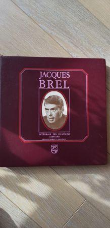 Vinyles Jacques BREL