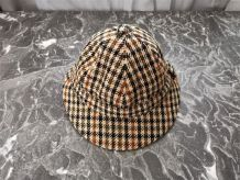 Chapeau / Bob Vintage 60' en Tweed Christys' London