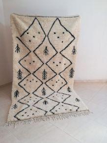 Tapis berbère losanges 262 X 146 cm