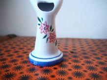 Petite main de baguier en porcelaine vintage 70's