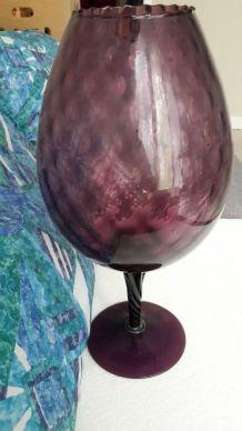 verre géant