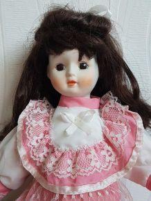 Ancienne poupée 42 cm porcelaine