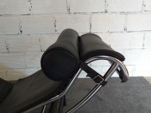 Fauteuil LC4 lounge vintage le Corbusier Perriand Cassina
