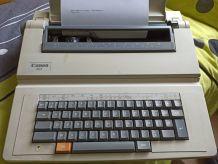Machine à écrire électronique Canon ES3