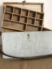 Caisse à outils de menuisier