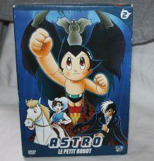 DVD Astro le petit robot box #2 épisodes 18 à 34