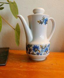 Cafetière porcelaine vintage Nomar Jet vintage