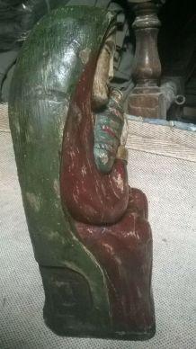 Vierge ancienne