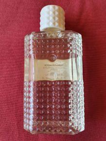 Flacon Marque Noire Roger Gallet 100 ml vintage