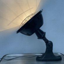 ANCIENNE LAMPE POTENCE INDUSTRIELLE