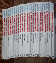 Ma Première Encyclopédie Walt Disney 24 Volumes
