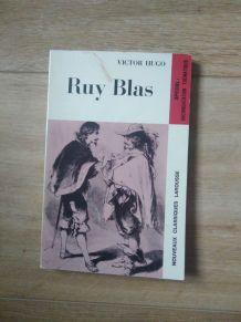 Livre - Ruy Blas