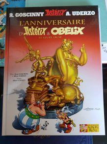 ancienne BD Asterix pour anniversaire
