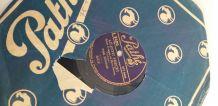 3 disques 78T  - Fables en argot - Le Petit Poucet - Barbe